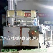CSS-200-广东深圳供应厂家生产新型腐竹机半自动腐竹机西酒店腐竹机