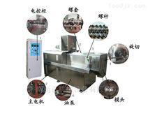 河南锅巴加工机器膨化食品生产流水线设备