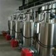 不锈钢外包全自动燃油燃气蒸汽发生器