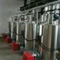 0.15噸不銹鋼外包燃油蒸汽發生器