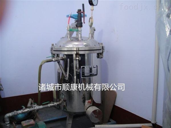立式不锈钢杀菌锅 立式煮锅 实验室杀菌锅