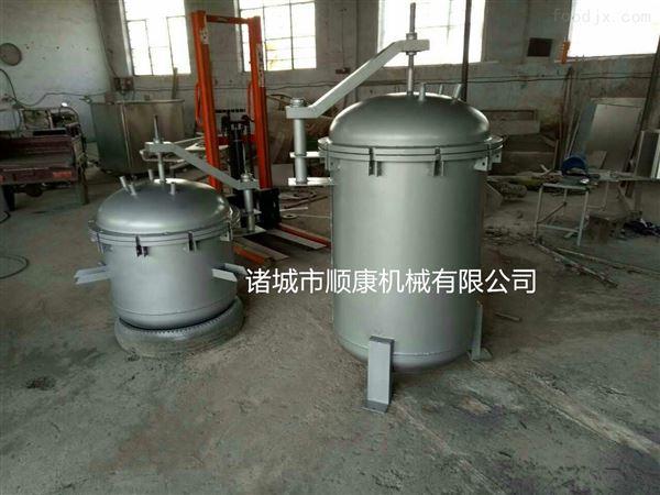立式碳钢杀菌锅厂家