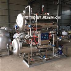 熱水循環殺菌鍋