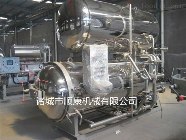电加热高温杀菌锅  不锈钢杀菌锅厂家