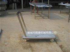 不锈钢平板车