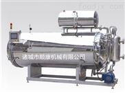 高温灭菌设备厂家  不锈钢高温杀菌锅