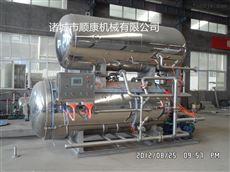不锈钢热水循环式杀菌锅厂家