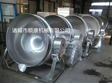 蒸汽夾層鍋廠家 不鏽鋼蒸汽夾層鍋廠家