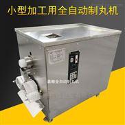 小型加工用全自动制丸机 中药蜜丸水丸机