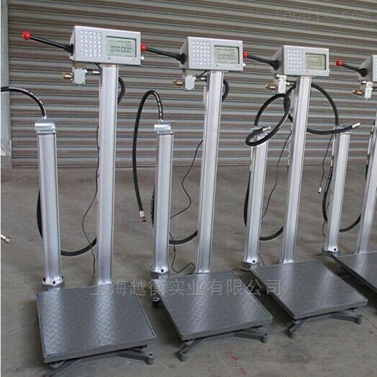 液化气电子充装秤、100kg高品质电子灌装秤