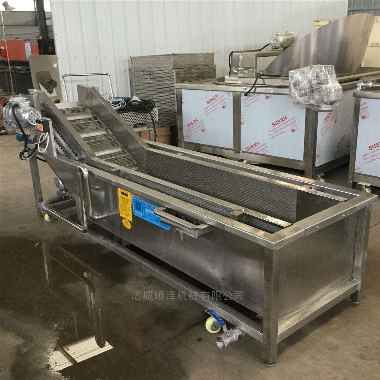 鱼片挂冰机 鱼片包冰设备 顺泽机械专供