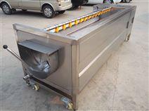 厂家热销多功能高效莲藕土豆专用去皮清洗机