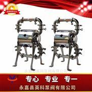 浙江卫生级隔膜泵