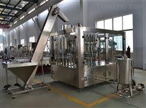 全自動灌裝機飲料生產線設備