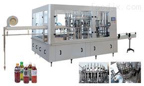 三合一灌裝機設備 礦泉水飲料生產線