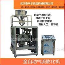 大型节能红豆膨化机