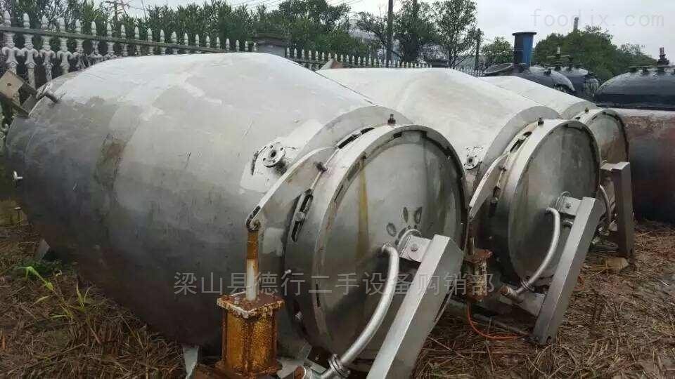 长期供应二手斜锥形提取罐