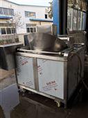 厂家热销环保型多功能鳕鱼五香鱼专用油炸机