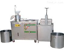 花生彩色豆腐机产量高一个可操作
