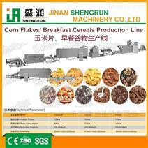 玉米片生产线,纯玉米加工设备