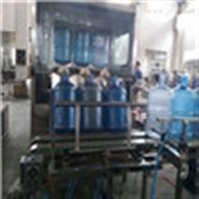 全自动五加仑/三加仑桶装水生产线