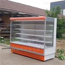 立式风冷式蔬菜保鲜展示柜