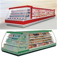 风幕柜F01-超市风幕柜,厂家 ,直销。