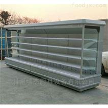 北京蔬菜保鲜风幕柜