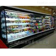 上海超市保鲜风幕柜