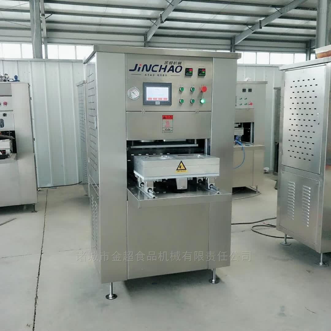 淡水鱼盒式气调包装机