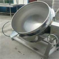 不锈钢电加热卧式夹层锅