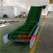 dl-50-大傾角輸送機裙邊皮帶爬坡機