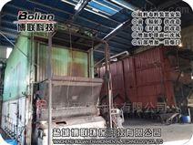 哈尔滨SZL型燃煤锅炉改生物质出力足