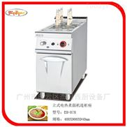 不锈钢立式六头电热煮面炉
