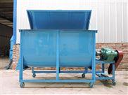 臥式飼料顆粒攪拌機攪拌均勻牧龍機械直銷