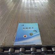 不銹鋼加密孔鏈板輸送帶適用于體積小的物料