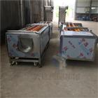 1500安徽鲜姜毛辊清洗去皮机 大姜深加工设备