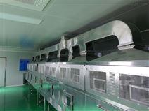 連續式微波干燥加熱催化設備