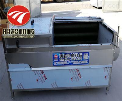支持定制根茎类红薯去皮清洗机产能500公斤小产能