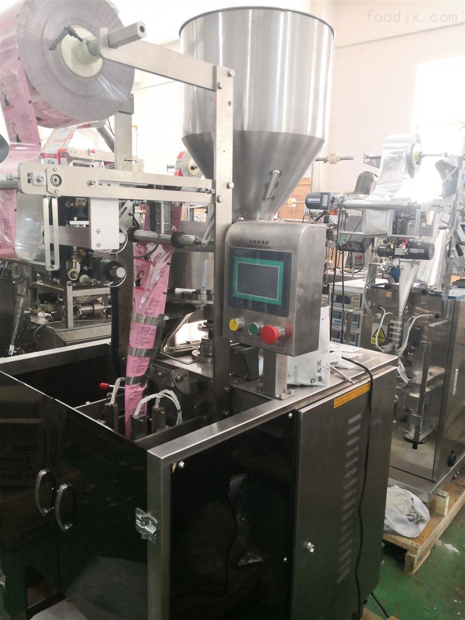 湖南特产乡里炒米炒货独立小包装零食包装机