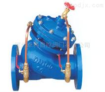 生产销售 球墨铸铁JD745X多功能水泵控制阀