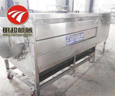 支持定制小型洗土豆机生产厂家番薯清洗机价格哪家好