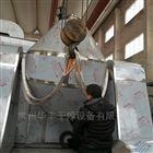 搪瓷双锥回转真空干燥机