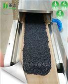 陜西微波黑豆五谷雜糧熟化設備黑豆炒貨機