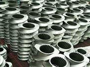 南京科尔特6542料95机塑料挤出机螺套