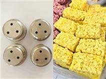 燕麦酥食品双螺杆膨化机