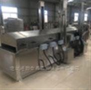 峰腾FTL-4500*600豆腐泡油炸机油炸设备