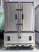 商用天然气双门蒸车 西安巨尚厨房设备