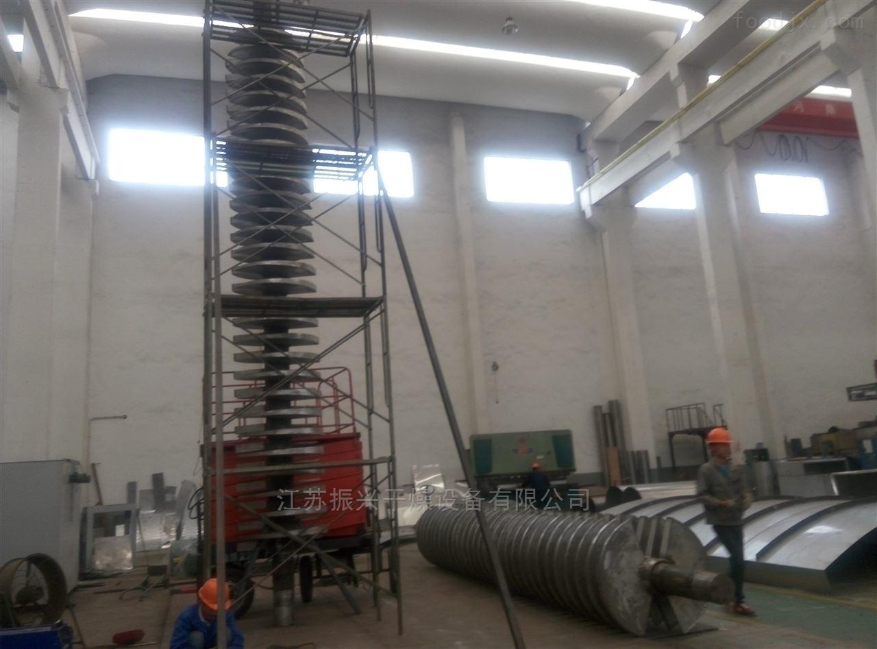 定制空心槳葉干燥機