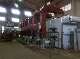 DW带式连续干燥机